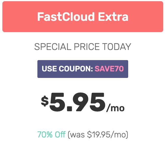 FastCloud Extra